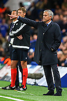 Jose Mourinho (Manager) of Chelsea during the UEFA Champions League match between Chelsea and Maccabi Tel Aviv at Stamford Bridge, London, England on 16 September 2015. Photo by David Horn.