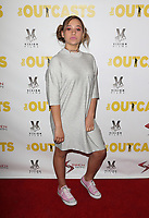 WESTWOOD, CA - April 13: Ellie V, At Premiere Of Swen Group's &quot;The Outcasts&quot; At The Landmark Regent  In California on April 13, 2017. <br /> CAP/MPIFS<br /> &copy;MPIFS/Capital Pictures