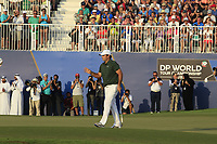 Patrick Reed (USA) during the final round of the DP World Tour Championship, Jumeirah Golf Estates, Dubai, United Arab Emirates. 18/11/2018<br /> Picture: Golffile | Fran Caffrey<br /> <br /> <br /> All photo usage must carry mandatory copyright credit (© Golffile | Fran Caffrey)