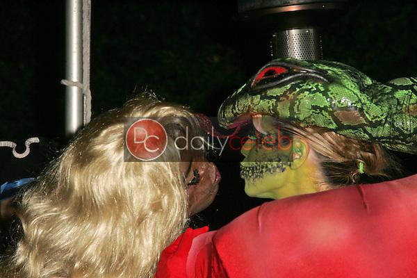 Seal and Heidi Klum<br /> at Heidi Klum's 7th Annual Halloween Party, Privilege, Los Angeles, CA 10-31-06<br /> <br /> David Edwards/DailyCeleb.com 818-249-4998