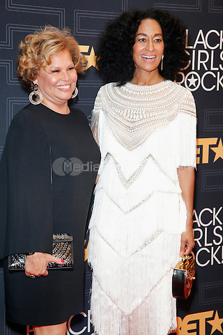 NEWARK, NEW JERSEY - APRIL 1:      Tracee Ellis Ross and Debra Lee attends Black Girls Rock! 2016 on April 1, 2016 at the New Jersey Performing Arts Center in Newark, NJ  photo credit  Star Shooter / MediaPunch
