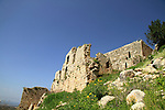 Yehiam fortress in the Upper Galilee