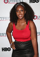 "11 July 2017 - West Hollywood, California - Michelle Sam. ""Hello Again"" 2017 Outfest Los Angeles LGBT Film Festival Screening. Photo Credit: F. Sadou/AdMedia"