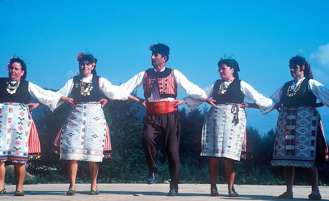 Folk Festival, Koprivshitsa, Bulgaria