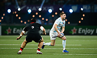 17th November 2019,  Paris La Défense Arena, Hauts-de-Seine, France; Champions Cup Rugby Union, Racing 92 versus Saracens;  Finn RUSSELL (Racing )