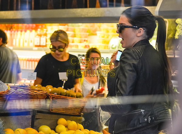 NEW YORK, NY - AUGUST 29: Kendall Jenner at Dean &amp; DeLuca in Soho in New York, New York on August 29, 2014. <br /> CAP/MPI67<br /> &copy;MPI67I/Capital Pictures