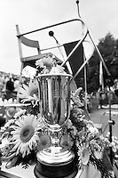 1982, Hilversum, Dutch Open, Melkhuisje, The trophy