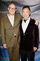 LOS ANGELES - NOV 9: Brad Takei, George Takei  at the special screening of Matt Zarley's 'hopefulROMANTIC' at the American Film Institute on November 9, 2014 in Los Angeles, California