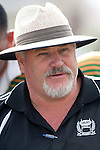 Drury coach Gary Pyne. Counties Manukau Premier Club Rugby Game of the Week between Drury & Papakura, played at Drury Domain on Saturday Aprill 11th, 2009..Drury won 35 - 3 after leading 15 - 5 at halftime.
