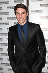 Derek Klena attending the Broadway Opening Night Performance of 'The Mystery of Edwin Drood' at Studio 54 in New York City on 11/13/2012