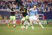 New York City FC vs Seattle Sounders FC, May 3, 2015
