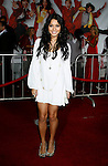 "LOS ANGELES, CA. - October 16: Actress Vanessa Hudgens arrives at the Los Angeles Premiere of ""High School Musical 3"" at the Galen Center at the University Of Southern California on October 16, 2008 in Los Angeles, California."