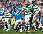 Andy Halliday and Scott Brown