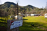 The Winnemem village, called Tuiimyali, in Jones Valley, Calif. March 17, 2010.