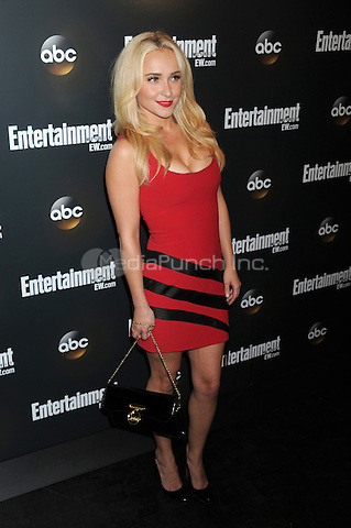 Hayden Panettiere attends the Entertainment Weekly & ABC-TV Up Front VIP Party at Dream Downtown on May 15, 2012 in New York City. Credit: Dennis Van Tine/MediaPunch