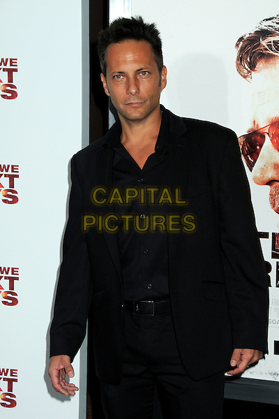 "ALLAN STEELE .""The Next Three Days"" Los Angeles Screening held at the Directors Guild of America, West Hollywood, California, USA, 16th November 2010..half length black suit .CAP/ADM/BP.©Byron Purvis/AdMedia/Capital Pictures."