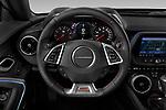 Car pictures of steering wheel view of a 2020 Chevrolet Camaro 2SS 2 Door Coupe Steering Wheel