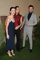 HOLLYWOOD, CA - OCTOBER 10: Juliette Lewis, Jennifer Garner, David Tennant, at The Los Angeles Premiere of HBO's Camping at Paramount Studios in Hollywood, California on October 10, 2018. Credit: Faye Sadou/MediaPunch