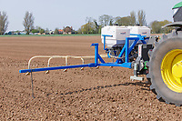 Apply Nemathorin for potatoes - Lincolnshire, April