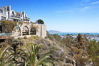 Blue Lantern Inn And The Three Arches, Dana Point California