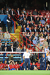 Crystal Palace 0 Manchester City 2, 27/08/2009. Selhurst Park, London. League Cup. Photo by Simon Gill.