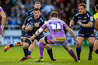 2019 European Champions Cup Rugby Sale Sharks v Exeter Chiefs Dec 8th