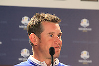 Ryder Cup 2012 Lee Westwood Interview