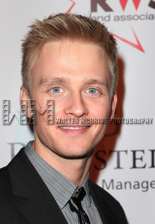 Anthony Fedorov attending the Broadway Dreams Foundation's 'Champagne & Caroling Gala' at Celsius at Bryant Park, New York on December 10, 2012