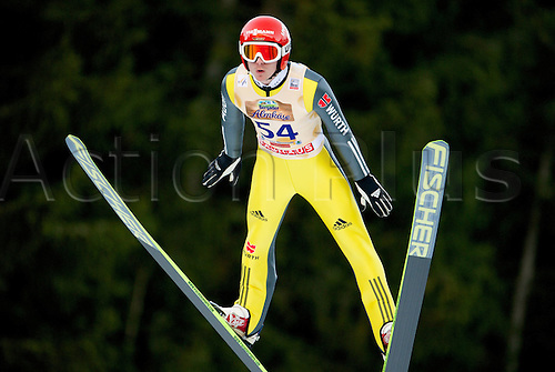 13.12.2013 Titisee-Neustadt Germany. Mens World Cup Ski-Jumping Training and Qualification. FREITAG Richard (GER)