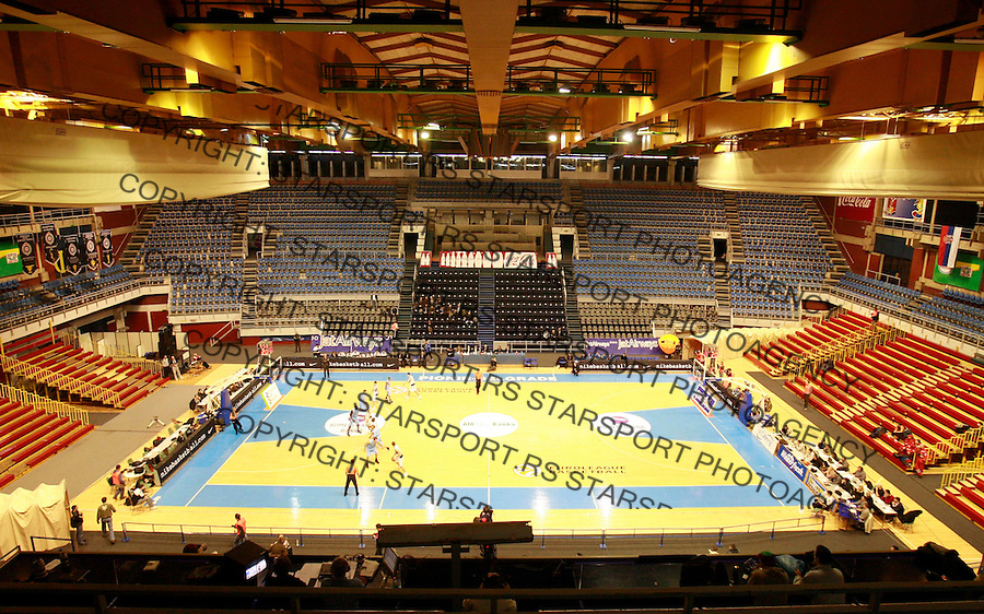 Sport Kosarka Basketball Euroleague Evroliga Partizan Roanne