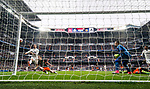Cristiano Ronaldo of Real Madrid misses a goal opportunity during their La Liga match between Real Madrid and Valencia CF at the Santiago Bernabeu Stadium on 29 April 2017 in Madrid, Spain. Photo by Diego Gonzalez Souto / Power Sport Images