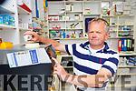 Killarney Pharmacist Bart van Oyen