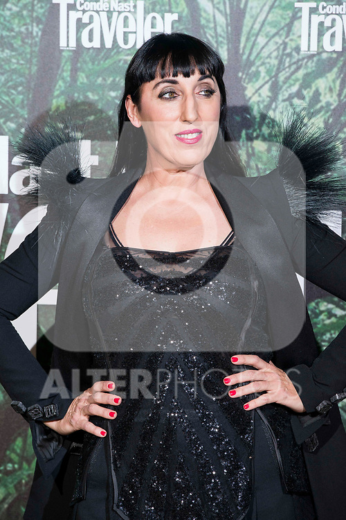 Rossy de Palma attends to Conde Nast Traveler 2017 awards photocell at Ritz Hotel in Madrid, May 04, 2017. Spain.<br /> (ALTERPHOTOS/BorjaB.Hojas)