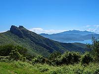 Festung Volteraio, Elba, Region Toskana, Provinz Livorno, Italien, Europa<br /> fortress Volteraio, Elba, Region Tuscany, Province Livorno, Italy, Europe