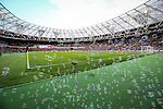 Bubbles during the Premier League match at the London Stadium, London. Picture date November 5th, 2016 Pic David Klein/Sportimage
