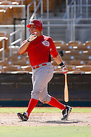 Devin Mesoraco - Cincinnati Reds 2009 Instructional League. .Photo by:  Bill Mitchell/Four Seam Images..