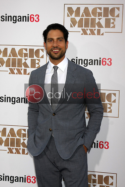 """Adam Rodriguez <br /> at the """"Magic Mike XXL"""" Premiere, TCL Chinese Theater, Hollywood, CA 06-25-15<br /> David Edwards/DailyCeleb.com 818-249-4998"""