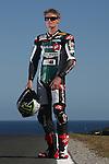 2010 Superbike World Championship, Round 01, Phillip Island, Australia, 28 February 2010, Chaz Davies (GBR), 7, Triumph