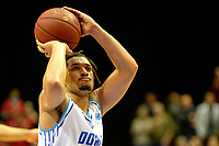 GRONINGEN - Basketbal, Donar - Spirou Basket, Martiniplaza, Europe Cup, seizoen 2018-2019, 20-11-2018, Donar speler Sean Cunningham