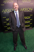 VANCOUVER, BC - OCTOBER 22: Marc Guggenheim at the 100th episode celebration for tv's Arrow at the Fairmont Pacific Rim Hotel in Vancouver, British Columbia on October 22, 2016. Credit: Michael Sean Lee/MediaPunch