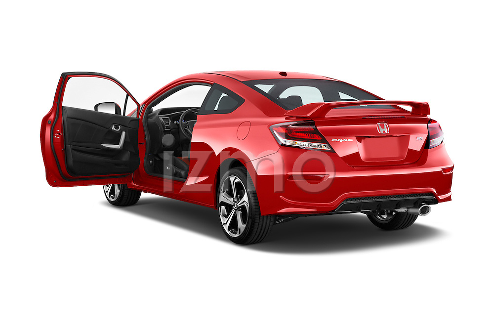 Car images of a 2015 Honda Civic Si Coupe SI 2 Door  Doors