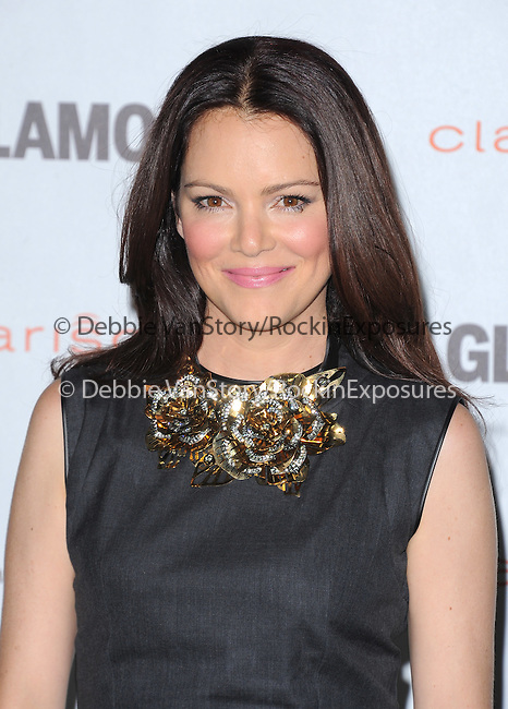 Jacinda Barrett at The Glamour Reel Moments held at The Directors Guild of America in West Hollywood, California on October 24,2011                                                                               © 2011 Hollywood Press Agency