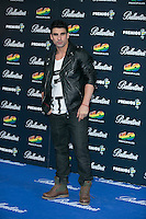 Christian Sanchez attend the 40 Principales Awards at Barclaycard Center in Madrid, Spain. December 12, 2014. (ALTERPHOTOS/Carlos Dafonte) /NortePhoto