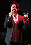 Train front man Pat Monahan performs at Harveys Lake Tahoe Outdoor Arena at Stateline, Nev., on Friday, July 25, 2014. <br /> Photo by Cathleen Allison/Nevada Photo Source