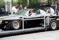 July 07, 2012: Liam Hemsworth on the set of the new film, Empire State'. Queens, New York. &copy; RW/MediaPunch Inc. /*NORTEPHOTO*<br />  **CREDITO*OBLIGATORIO** **No*Venta*A*Terceros** **No*Sale*So*third**<br />  ***No*Se*Permite*Hacer*Archivo** **No*Sale*So*third**