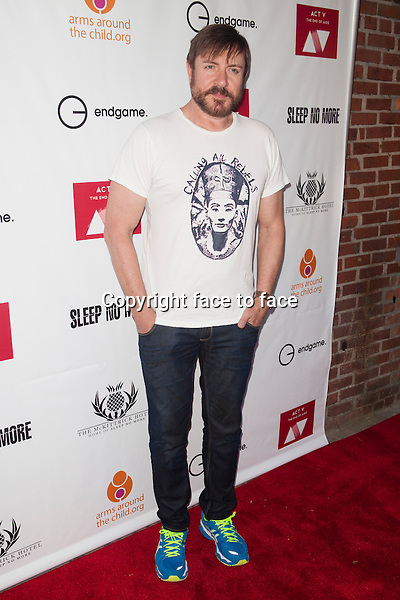 NEW YORK, NY - MAY 30: Simon Le Bon attends EndGame: The Global Campaign to defeat AIDS, TB And Malaria charity event at The McKittrick Hotel on May 30, 2013 in New York City. Credit: &copy; Corredor99 / MediaPunch Inc.<br />