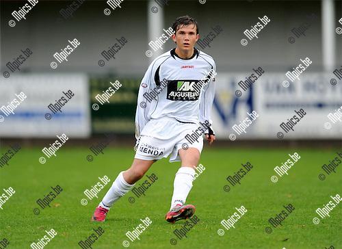 2011-07-30 / Voetbal / seizoen 2011-2012 / Wuustwezel FC / Stef Van Wesenbeeck..Foto: mpics