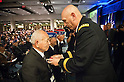 U.S. Army Chief of Staff Gen. Raymond T. Odierno presents Bronze Star Medals and the Army Chief of Staff coins to Japanese-American World War II veterans at the WWII Nisei Veterans Program National Veterans Network tribute to the 100th Infantry Battalion, 442nd Regimental Combat Team and Military Intelligence Service on Nov. 1, 2011 in Washington, D.C. (U.S. Army photo by Staff Sgt. Teddy Wade/AFLO) [0006]