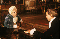 Amadeus (1984) <br /> F. Murray Abraham &amp; Tom Hulce<br /> *Filmstill - Editorial Use Only*<br /> CAP/KFS<br /> Image supplied by Capital Pictures