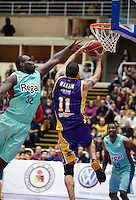 Blancos de Rueda Valladolid V Barcelona ACB match. January 20, 2013..(ALTERPHOTOS/Victor Blanco) /NortePhoto